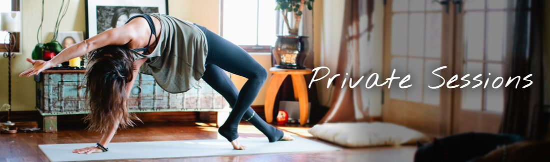 Private Yoga Sessions with Grace Flowers