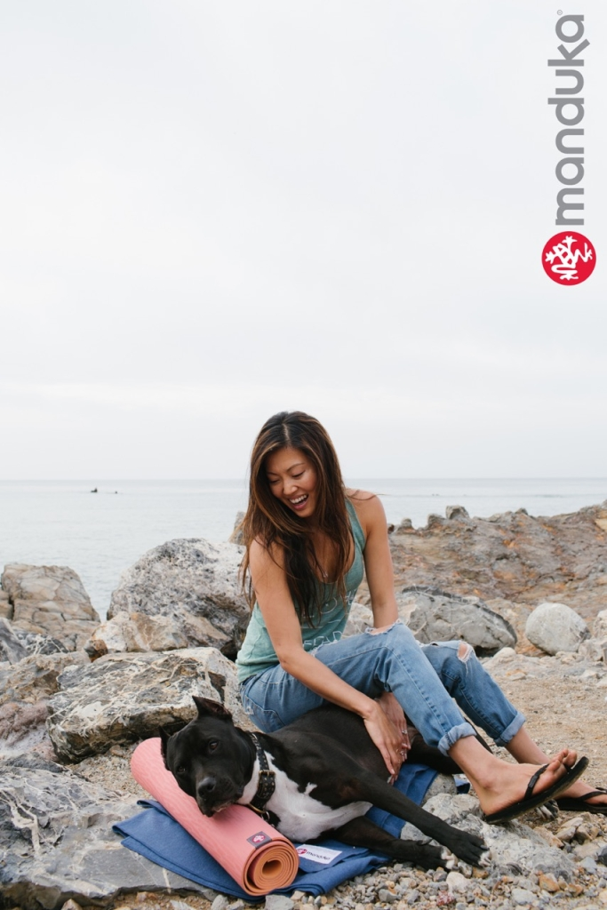 Grace Flowers - Manduka Winter 2015